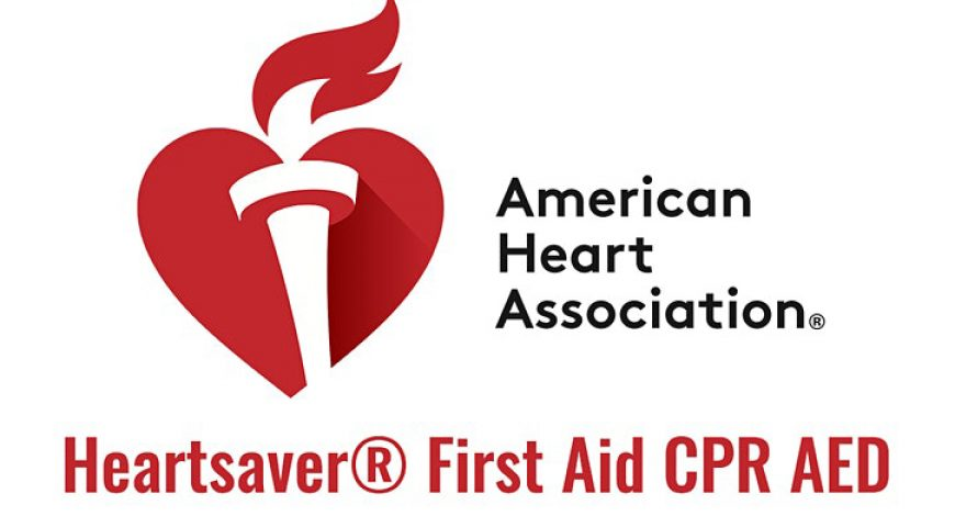 11/21: AHA Heartsaver CPR/AED plus First Aid